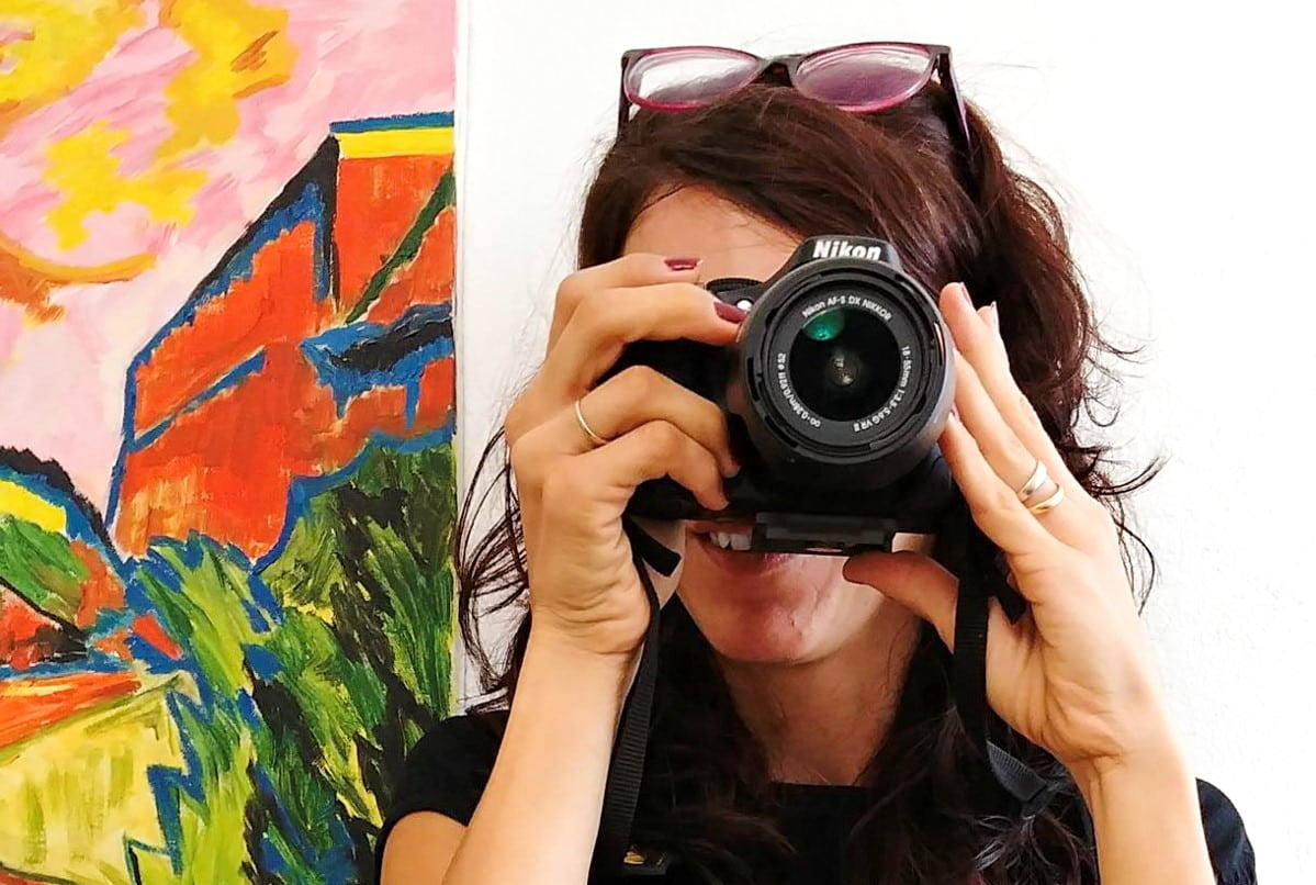 fotografa donna